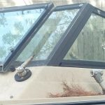 Bow Rider Windshields