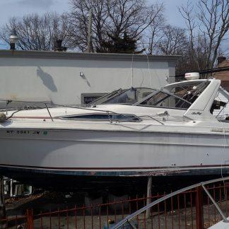Searay boat windshields